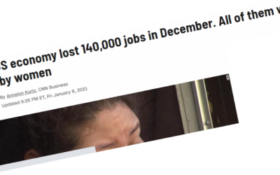 Headlines and Data: Employment is in crisis for Black and Latina women across the USA